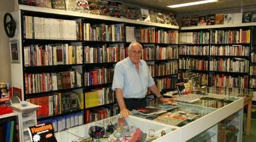 Mario Acquati libreria autodromo -monza