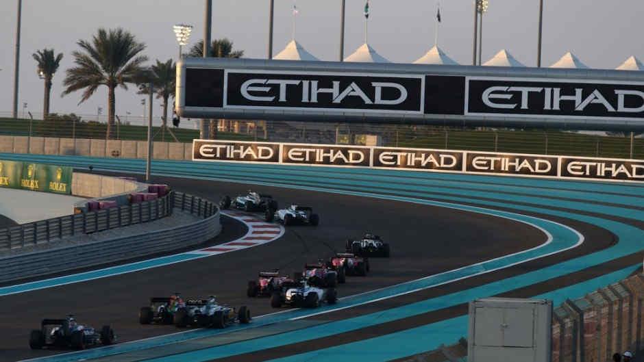 Abu Dhabi Grand Prix, UAE 20 - 23 November 2014