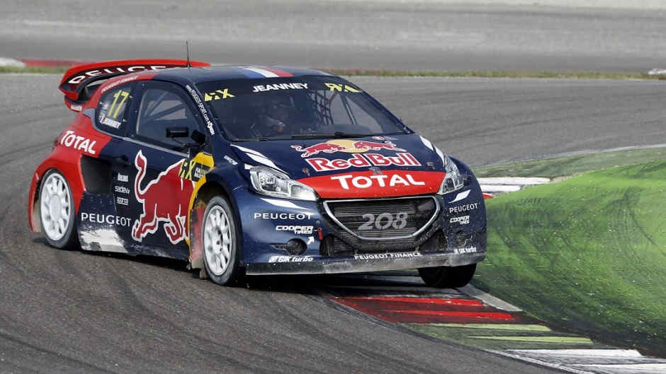 AUTOMOBILE:  FRANCIACORTA- ITALY WRX-17/10/2015 TO 18/10/2015