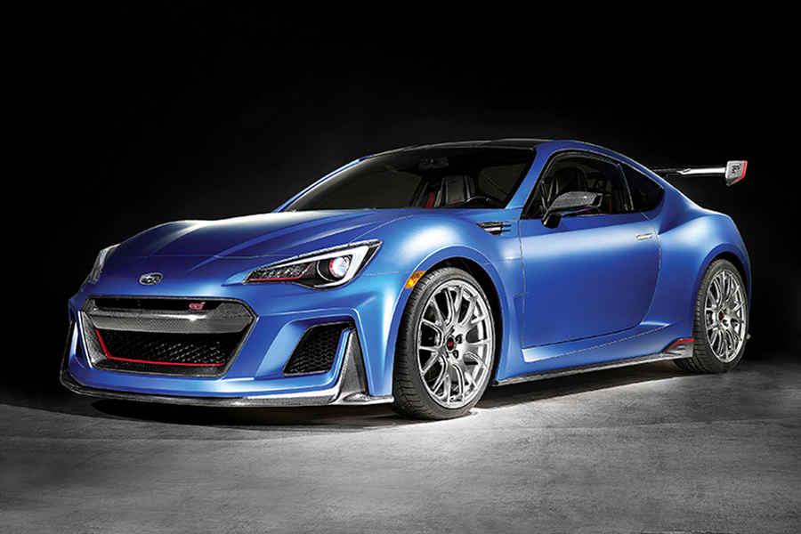 Subaru BRZ STI Performance Concept 002