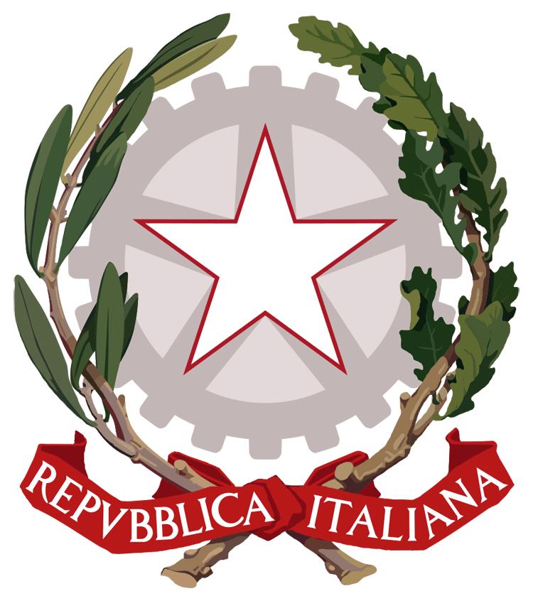 logo emblema repubblica italiana