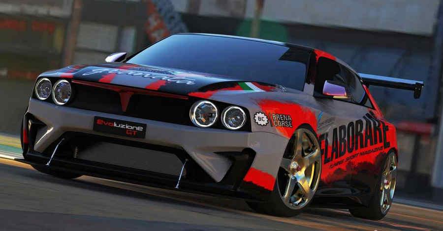 Delta Evoluzione GT Racing (1)