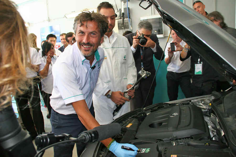 D'Arrigo Petronas Officina