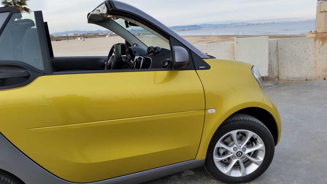 Smart Newsauto Fortwo Test it Cabrio 2016 wq6TrCzw