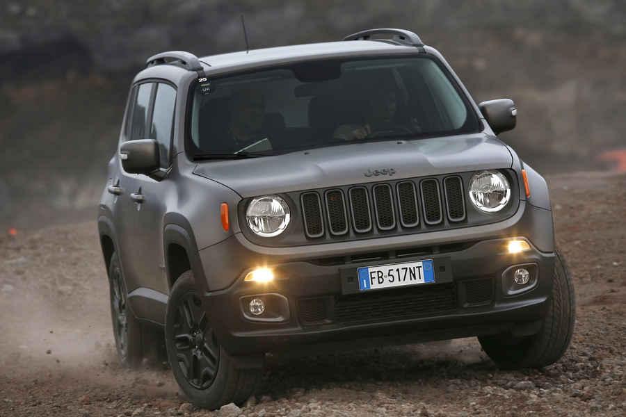 Jeep Renegade Night Eagle Newsauto It