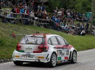 Emiliano Perucca Citroen C3 max #138 (Sc 2Couse e Reglage)