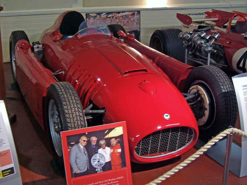 Lancia-D50