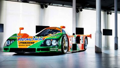 Photo of Mazda 787B Vittoria Le Mans 1991
