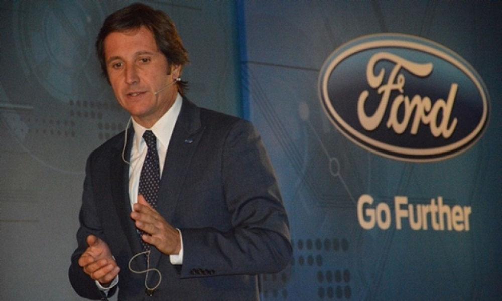 Fabrizio Faltoni E Il Nuovo Presidente E Ad Ford Italia Newsauto It