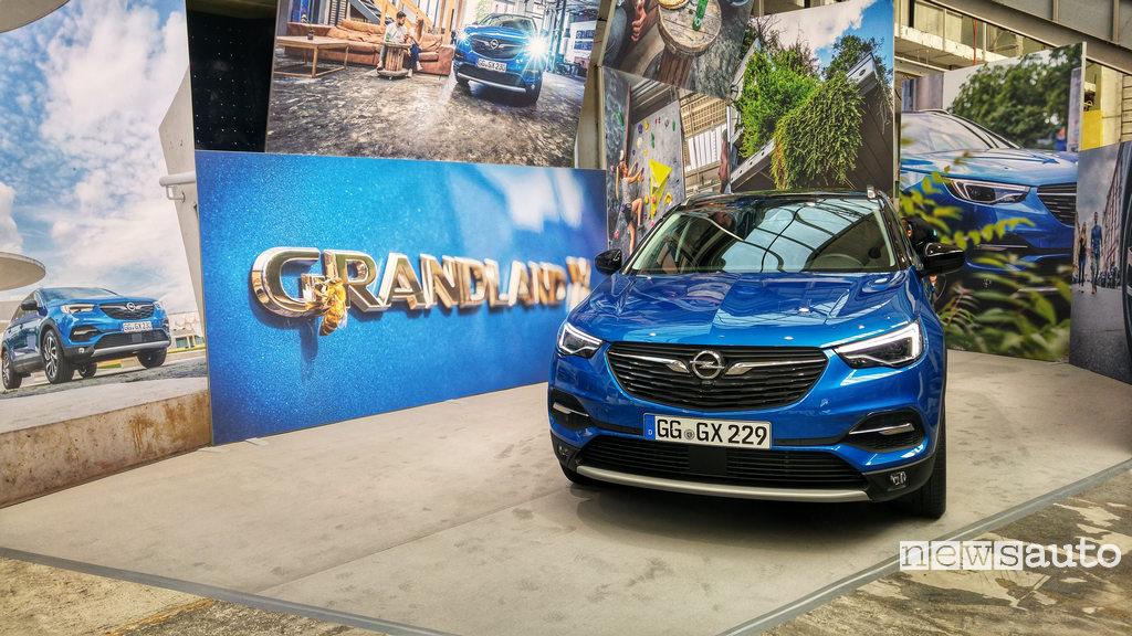 Opel Grandland X premio Autobest 2018