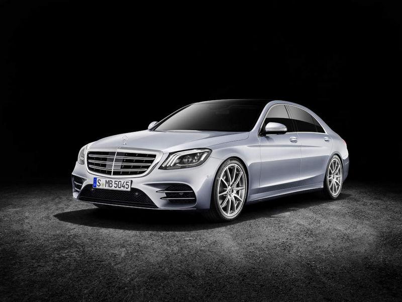Mercedes-Benz S-Klasse (V 222); 2017