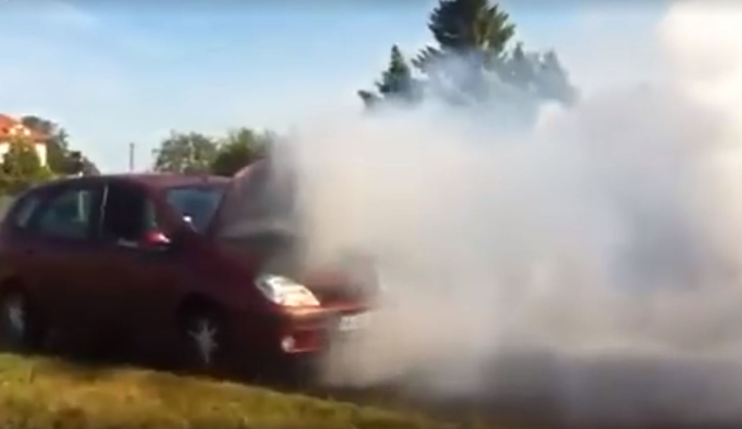 Motore turbo in autocombustione impazzisce - NEWSAUTO.it on