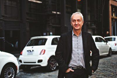 Roberto Giolito, Head of FCA Heritage EMEA