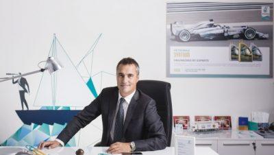 Alessandro Orsini, Petronas Regional Head of Europe