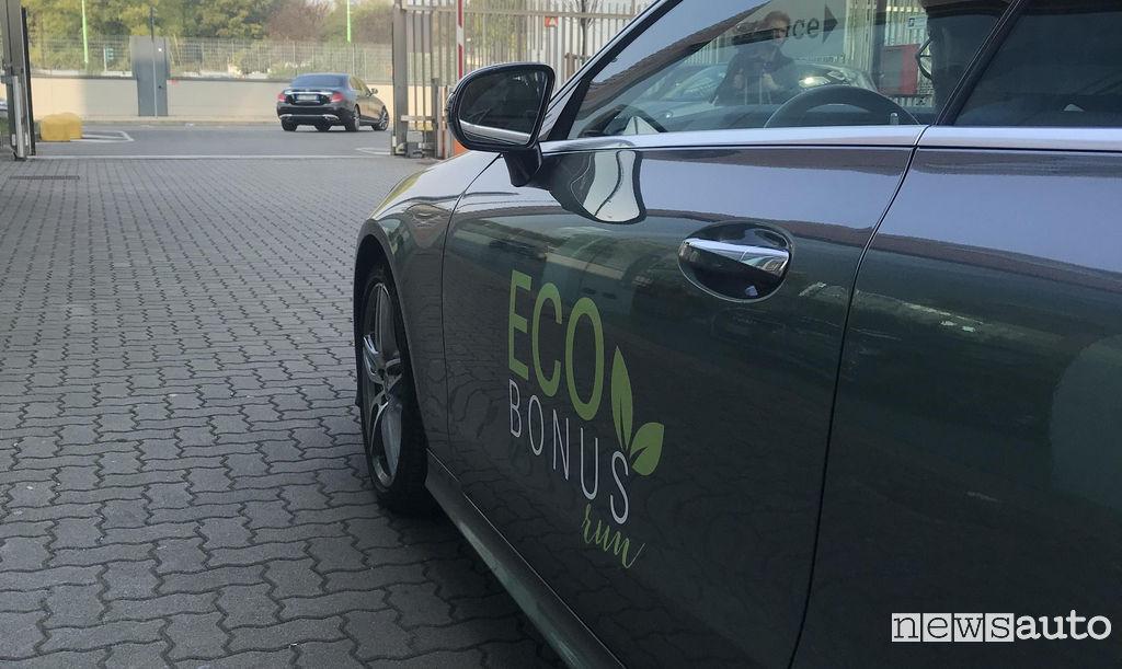 Mercedes-Benz EcoBonus Run