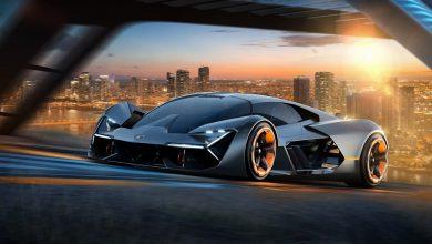 Lamborghini del futuro Terzo Millennio
