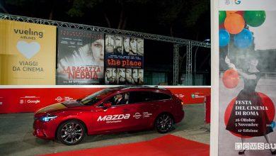 Mazda festa del Cinema di Roma