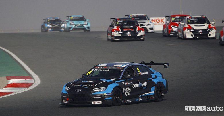 Nuovo campionato WTCR