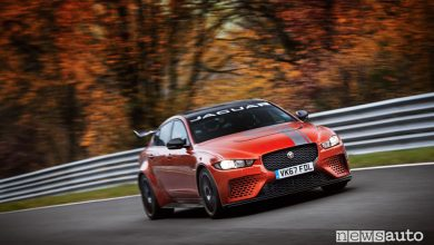 Record Nurburgring Jaguar