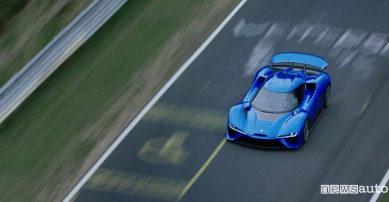 Classifica record Nurburgring aggiornata con Nio EP9
