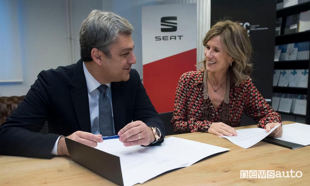 Luca de Meo, Presidente Seat Fondazione Cotec