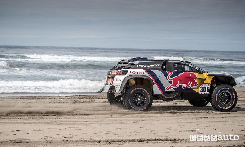 Dakar 2018 4^ tappa Peugeot 3008DKR Maxi