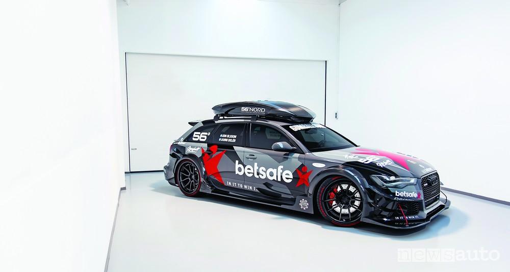 Profilo Audi RS6 DTM