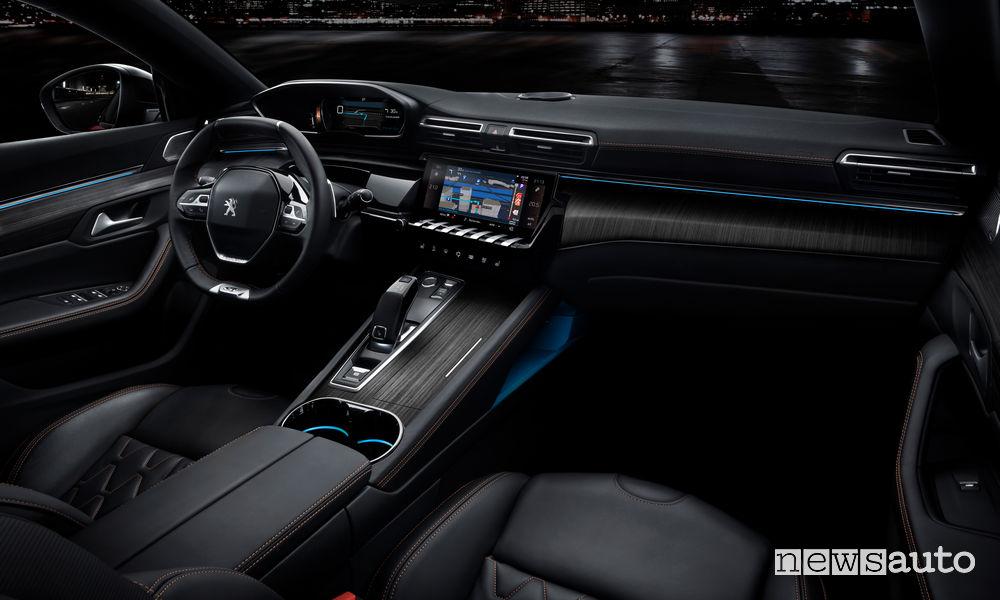 Peugeot 508 2018 i-Cockpit