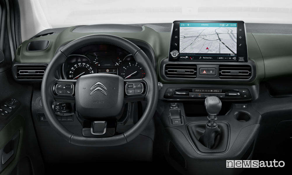 Nuovo Citroen Berlingo 2018