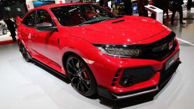 Honda Ginevra 2018 Civic Type R