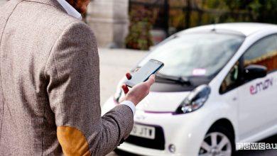 Car sharing elettrico emov PSA arriva a Lisbona