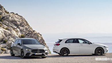 Listino nuova Mercedes Classe A 2018