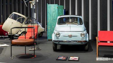 Fiat 500 N Triennale Milano
