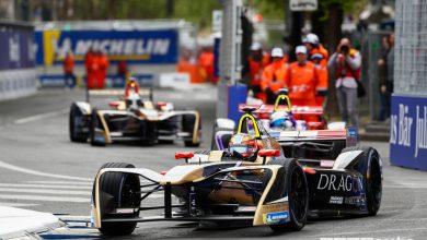 Formula E CLASSIFICA gara Parigi