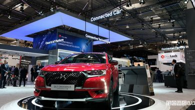 Veicolo connesso Huawei DS 7 Crossback