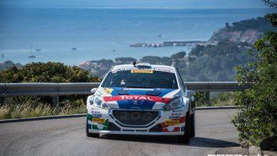 Classifica Rally Elba 2018 Paolo Andreucci Peugeot 208 T16