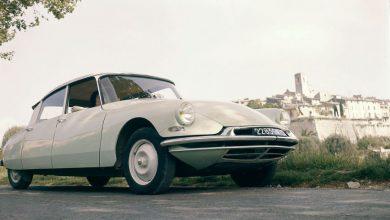 Citroen ID 19 1957 Luxe