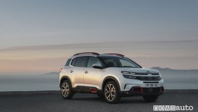stabilimenti groupe psa Citroen C5 Aircross