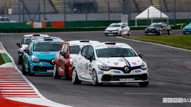 Renault Clio Cup 2018 Misano
