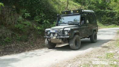 Raduno Land Rover Off Road Africaland