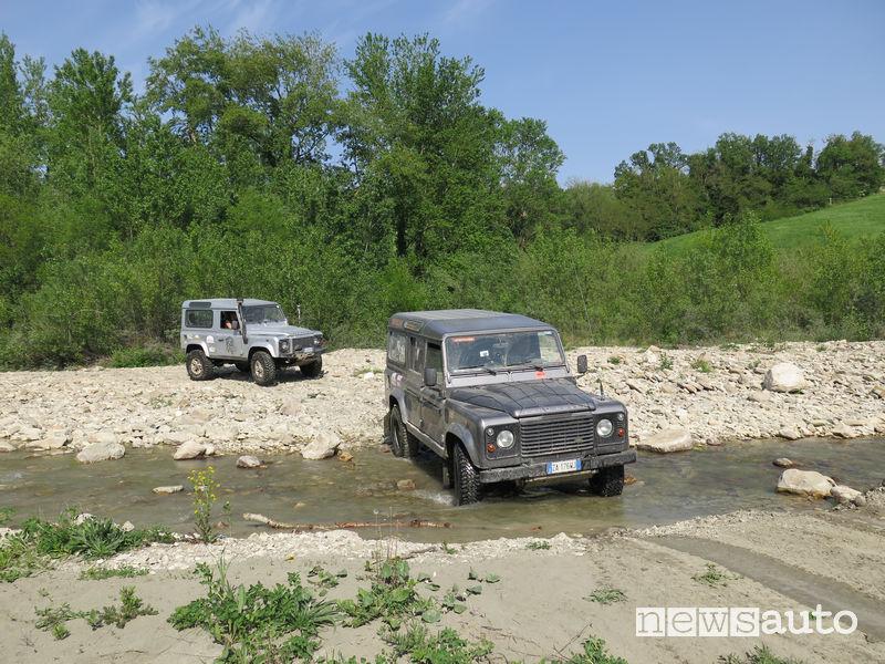 Raduno Land Rover Off Road Africaland