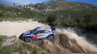wrc 2018 classifica Rally Portogallo Hyundai Neuville