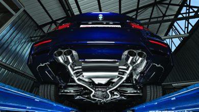 Impianto di scarico Ragazzon BMW M4