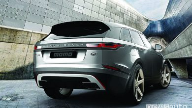 Range Rover cerchi MOMO Stealth
