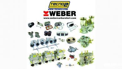 Impianto di alimentazione carburatori Weber