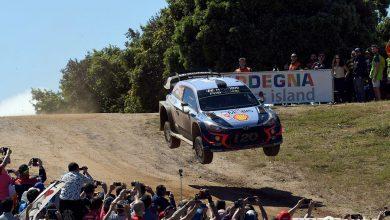 WRC 2018 classifica Rally di Sardegna