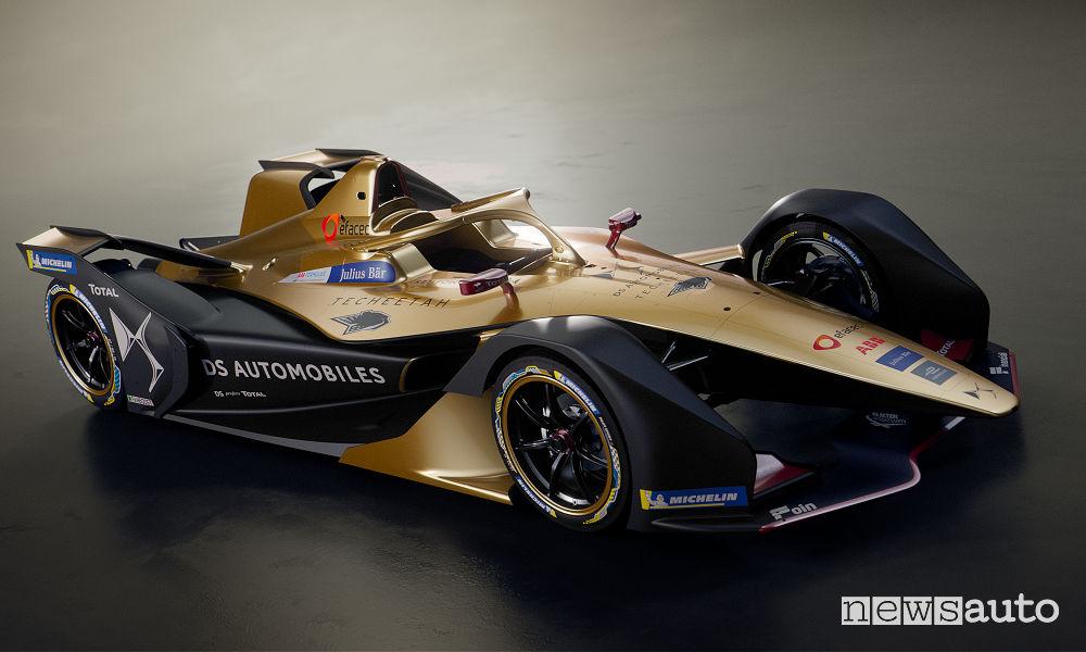 Formula E Calendario.Formula E 2019 Calendario Della 5 Stagione Newsauto It