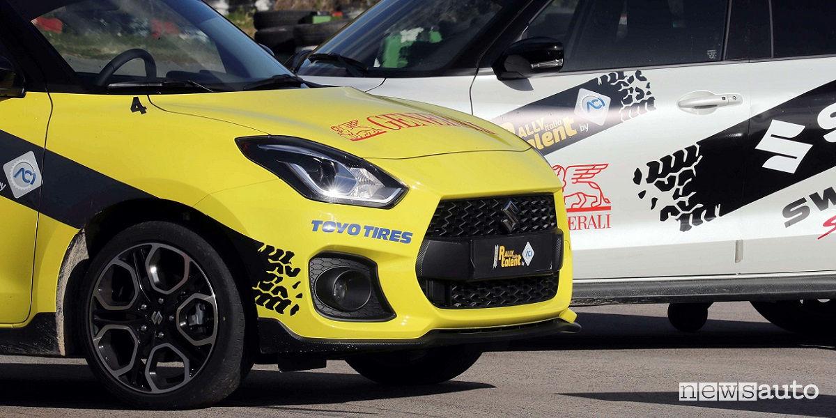 Aci Sport Calendario 2020.Suzuki Swift Sport Auto Ufficiale Rally Italia Talent 2019