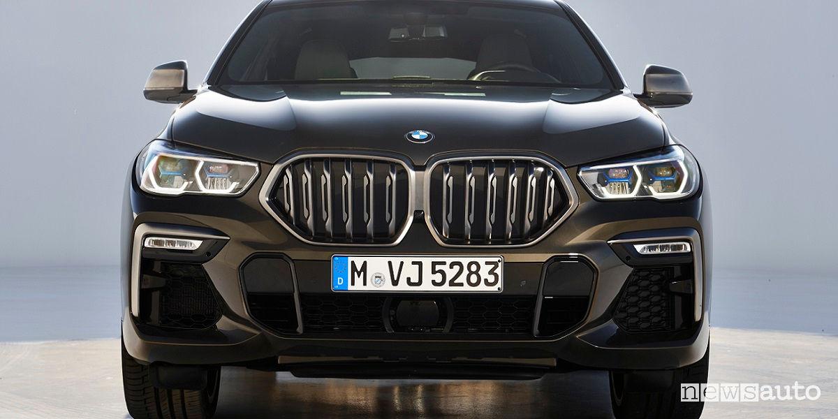 Nuova Bmw X6 2020 Terza Generazione Del Suv Coupe Newsauto It